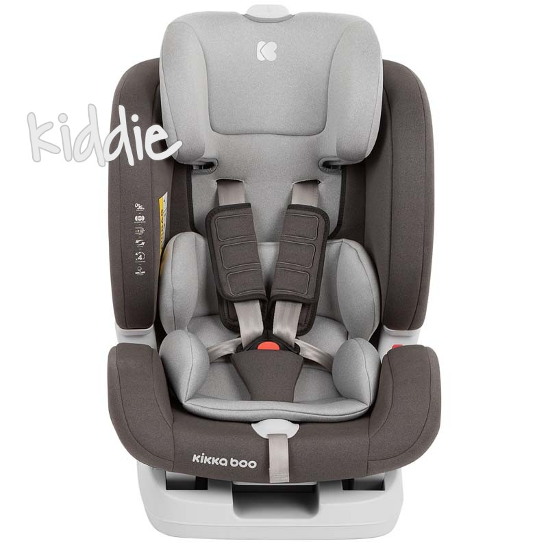 Стол за кола Kikkaboo 0-1-2-3 0-36 кг 4in1 Brown 2020
