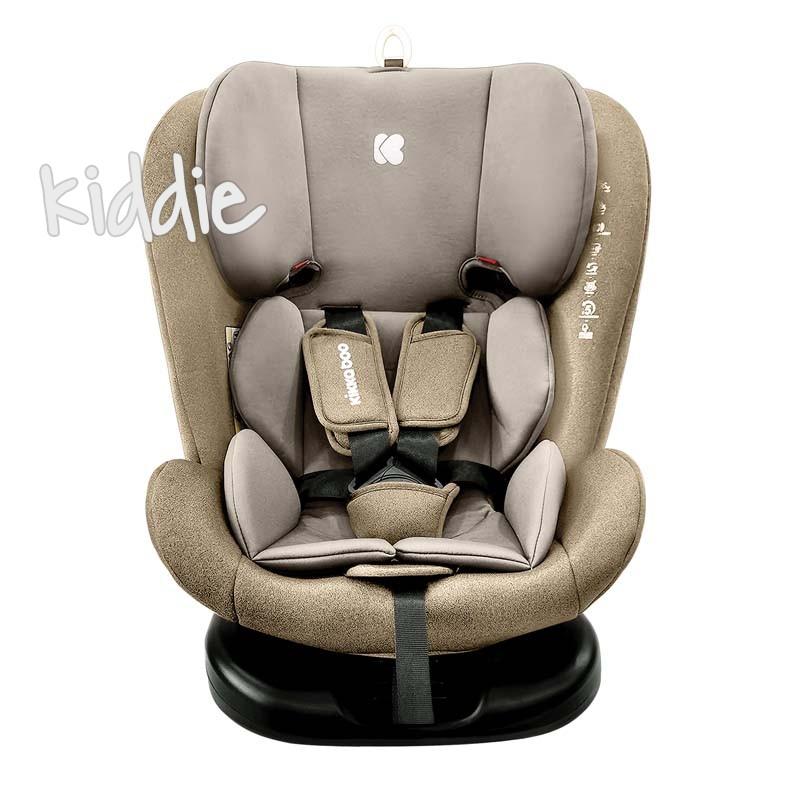 Стол за кола Kikkaboo 0-1-2-3 0-36 кг Cruz Beige 2020