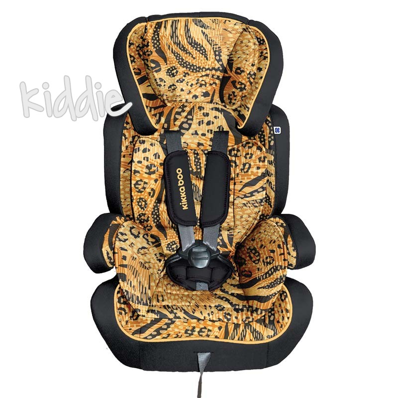 Стол за кола Kikkaboo 1-2-3 9-36 кг Joyride Yellow 2020
