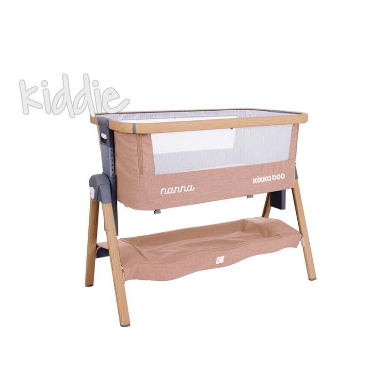 Кошара Mint Nanna wood 2020 Kikkaboo