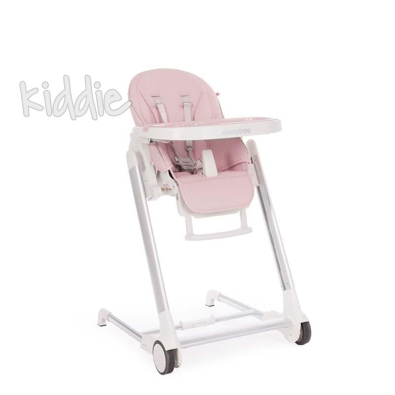 Стол за хранене Maple Pink Kikkaboo