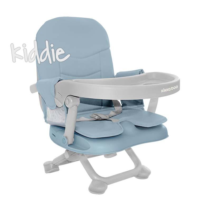 Столче за хранене повдигащо Pappo Blue 2020 Kikkaboo