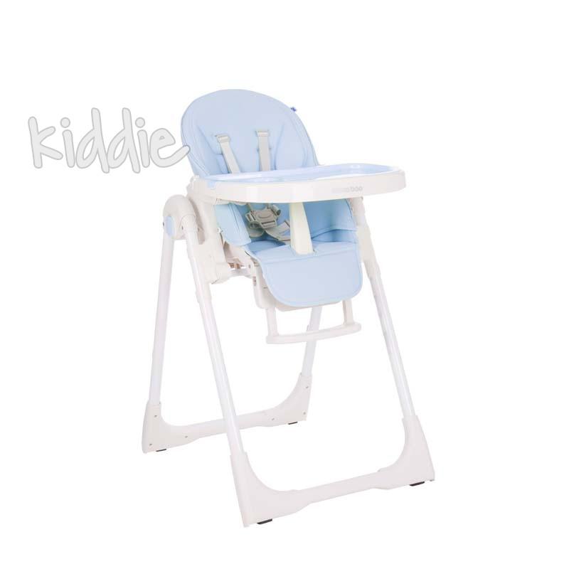 Стол за хранене Pastello Blue Kikkaboo