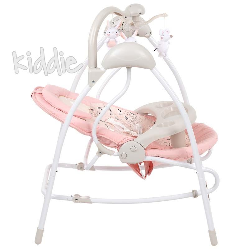Бебешка люлка Mia Stella Pink Kikkaboo