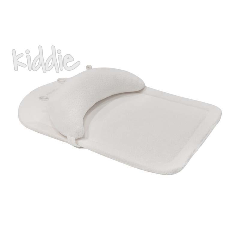 Мемори килимче Kikkaboo за игра White Velvet