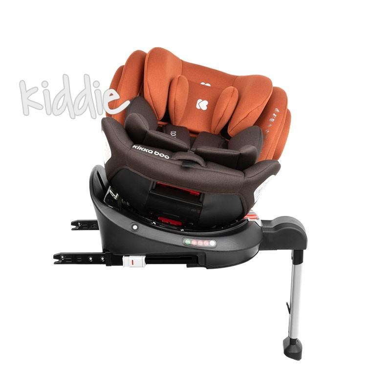 Kikka boo Стол за кола 0 1 2 3 от 0 до 36 кг Ronda ISOFIX Orange