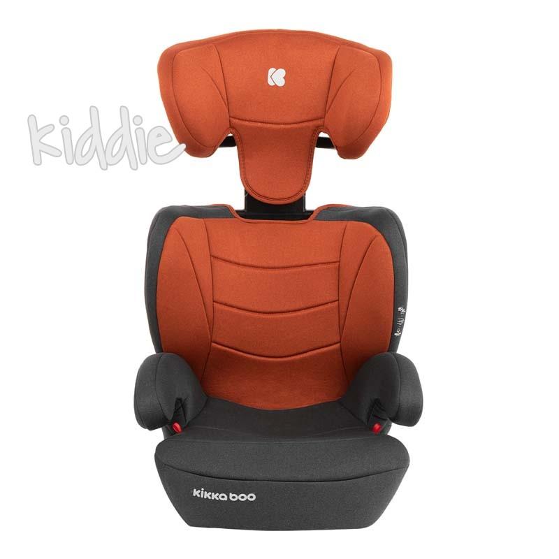 Kikka boo Стол за кола 2 3 от 15 до 36 кг Amaro ISOFIX Orange