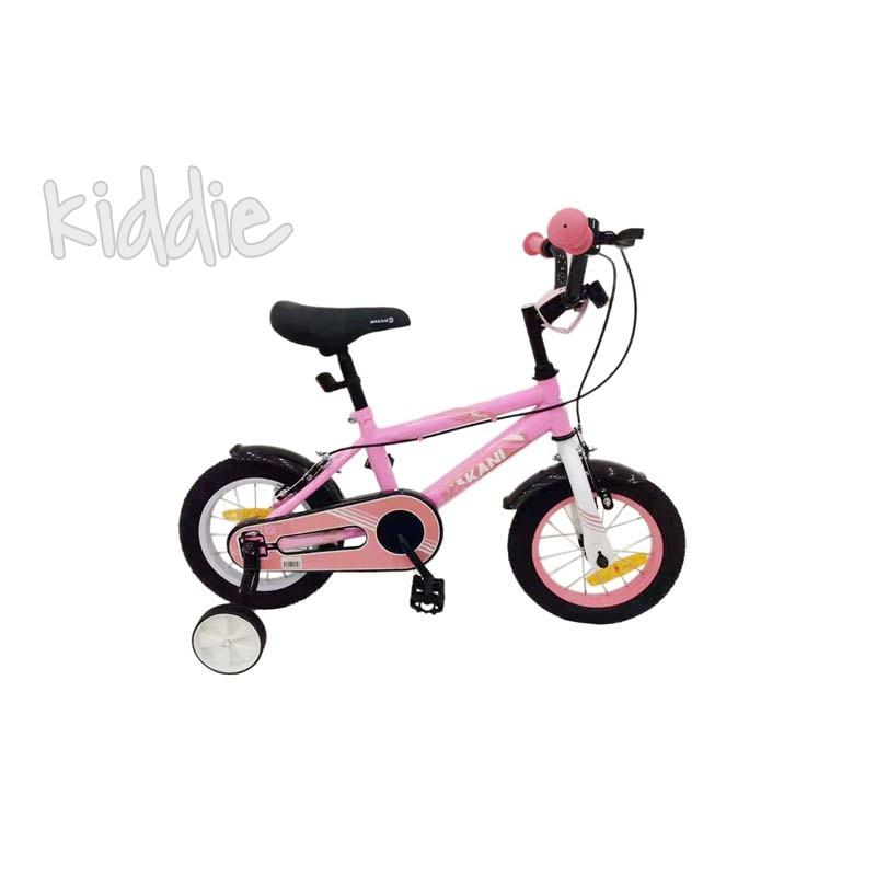 Kikka boo Makani Детски велосипед 12 Windy Pink