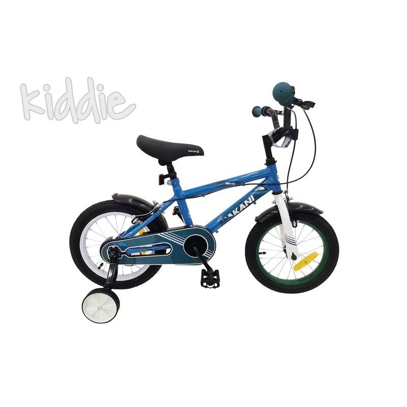 Kikka boo Makani Детски велосипед 14 Windy Blue