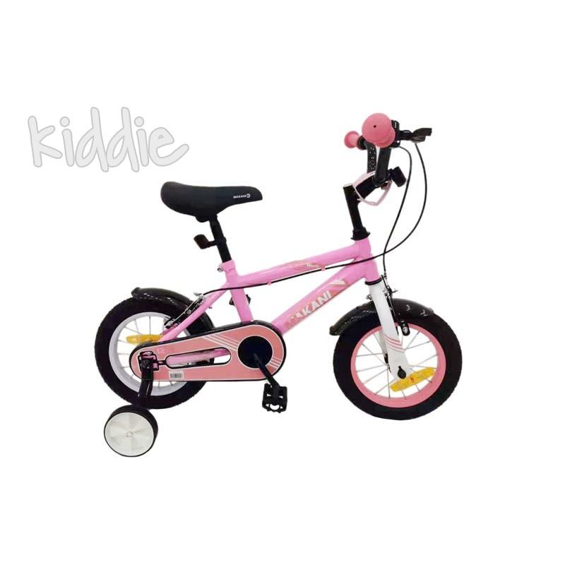 Kikka boo Makani Детски велосипед 14 Windy Pink