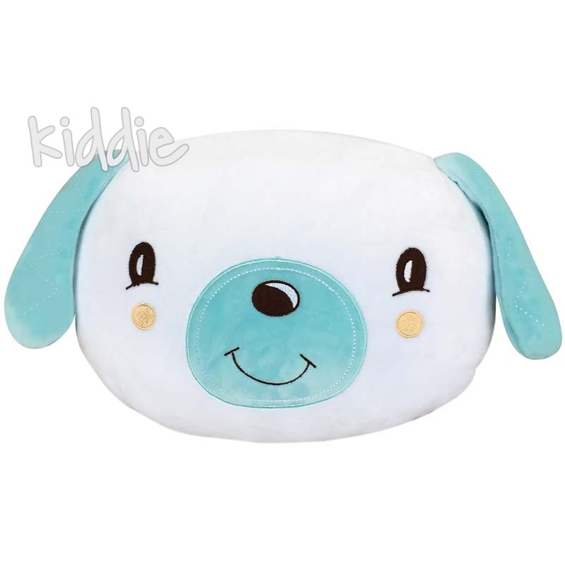 Kikka boo Плюшена възглавница играчка Puppy on Balloon