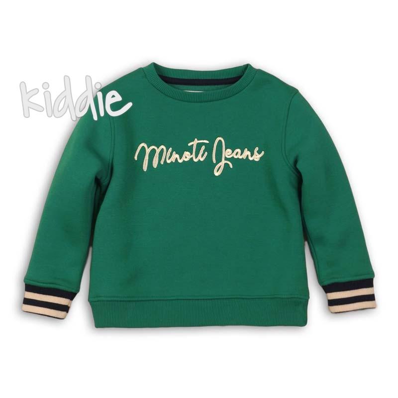 Бебешка блуза Minoti за момче