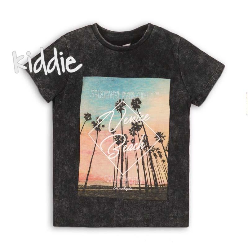 Детска тениска Minoti Venice beach за момче