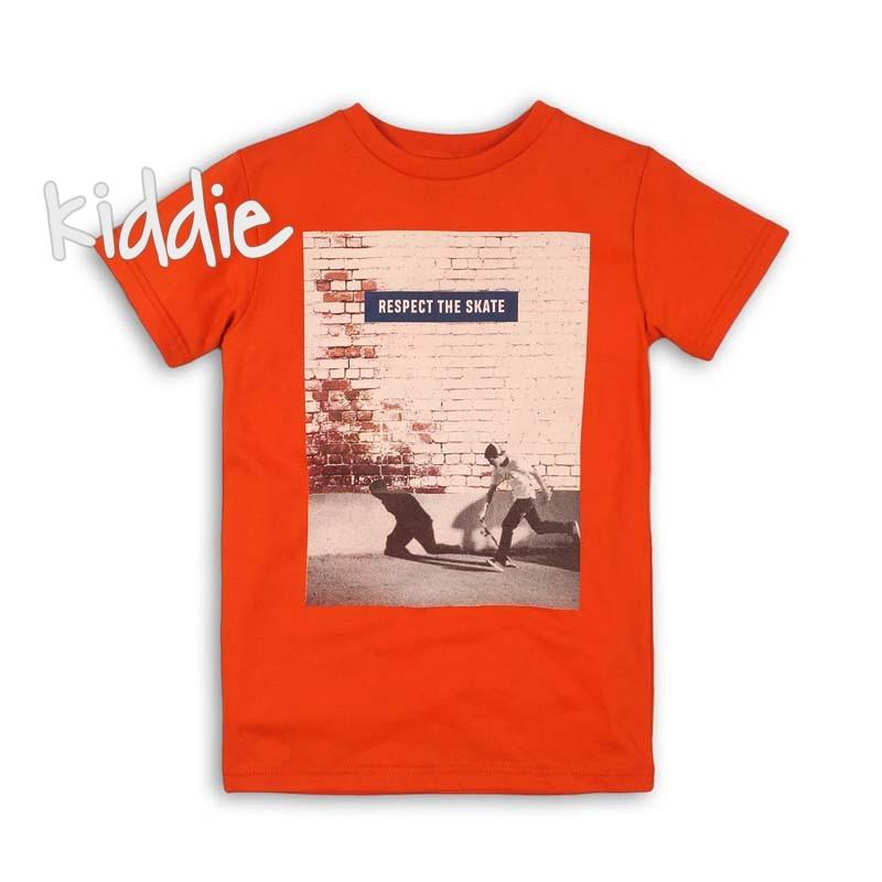 Детска тениска Minoti Respect за момче