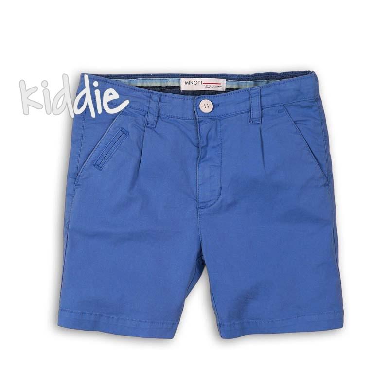 Детски къси панталони Minoti с италиански джоб за момче