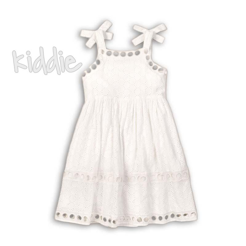Детска лятна рокля Minoti с панделки
