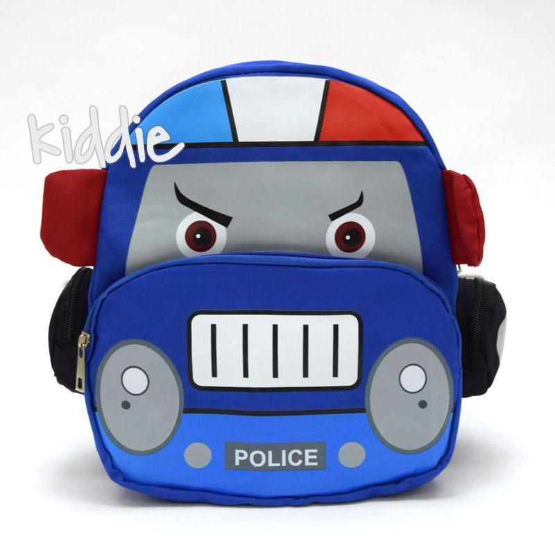 Детска раница Police School за момче