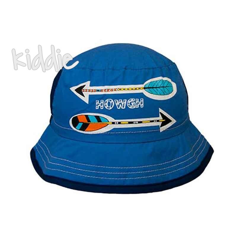 Детска шапка EAC с периферия за момче
