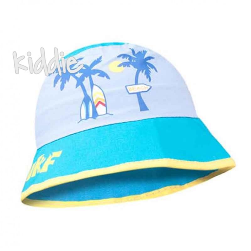 Бебешка шапка Surf, EAC за момче