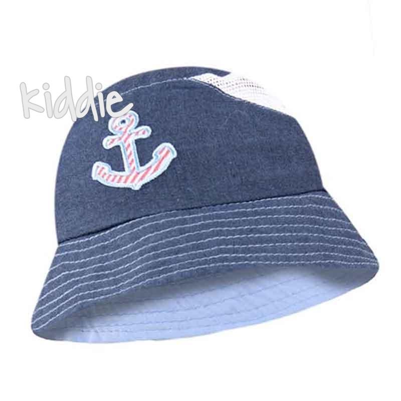 Детска шапка EAC за момче