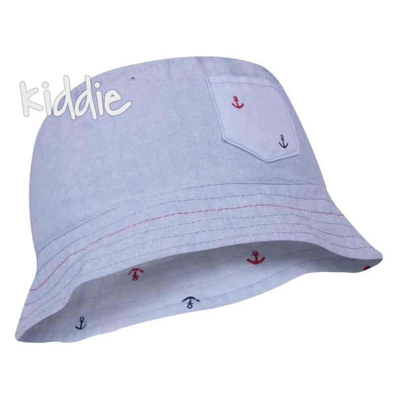 Детска шапка EAC с джобче за момче