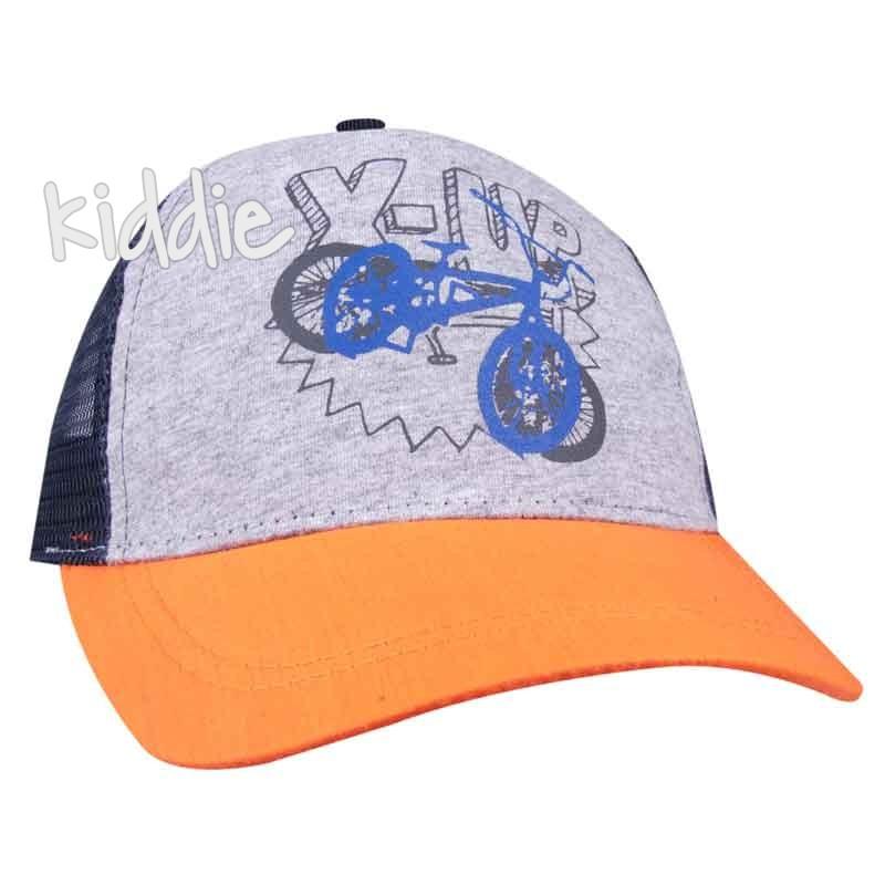 Детска шапка X UP, EAC за момче