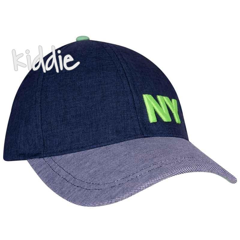 Детска шапка NY, EAC за момче