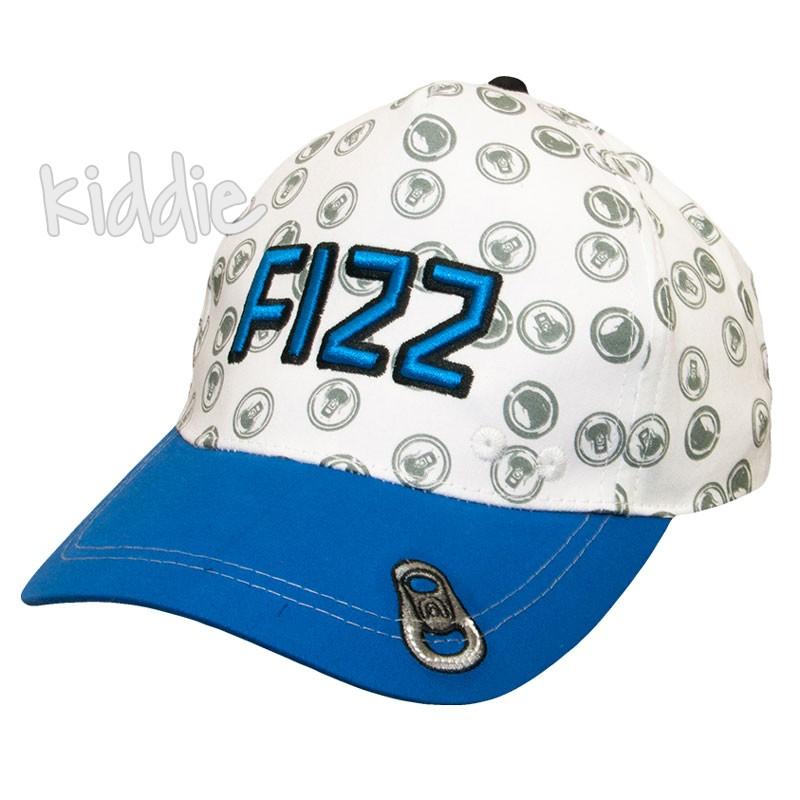Детска шапка Fizz EAC за момче