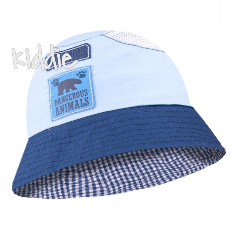 Детска шапка Caution EAC за момче