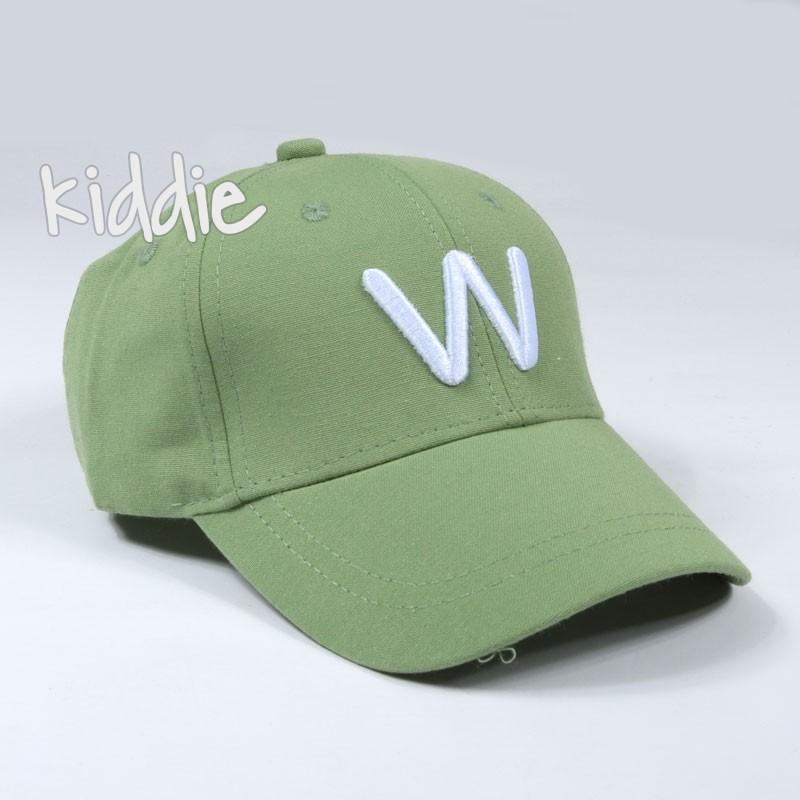 Детска шапка за момче Kitti W