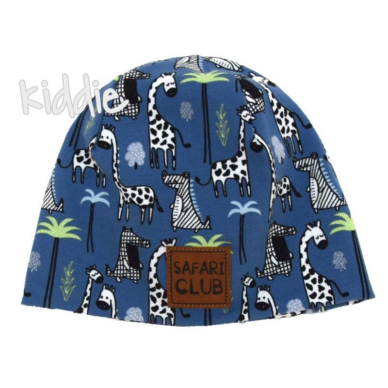 Детска шапка Safari Marika за момче