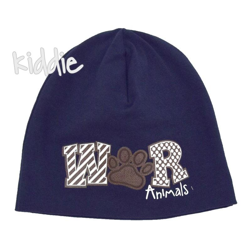 Детска шапка WR Animals Marika за момче