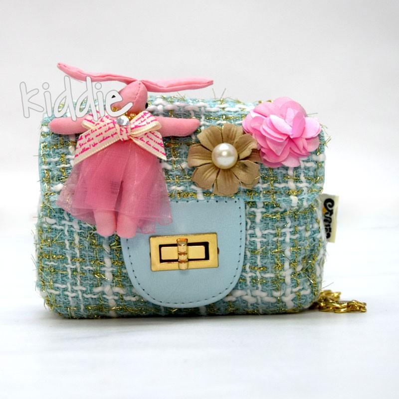Детска чанта Зайче за момиче