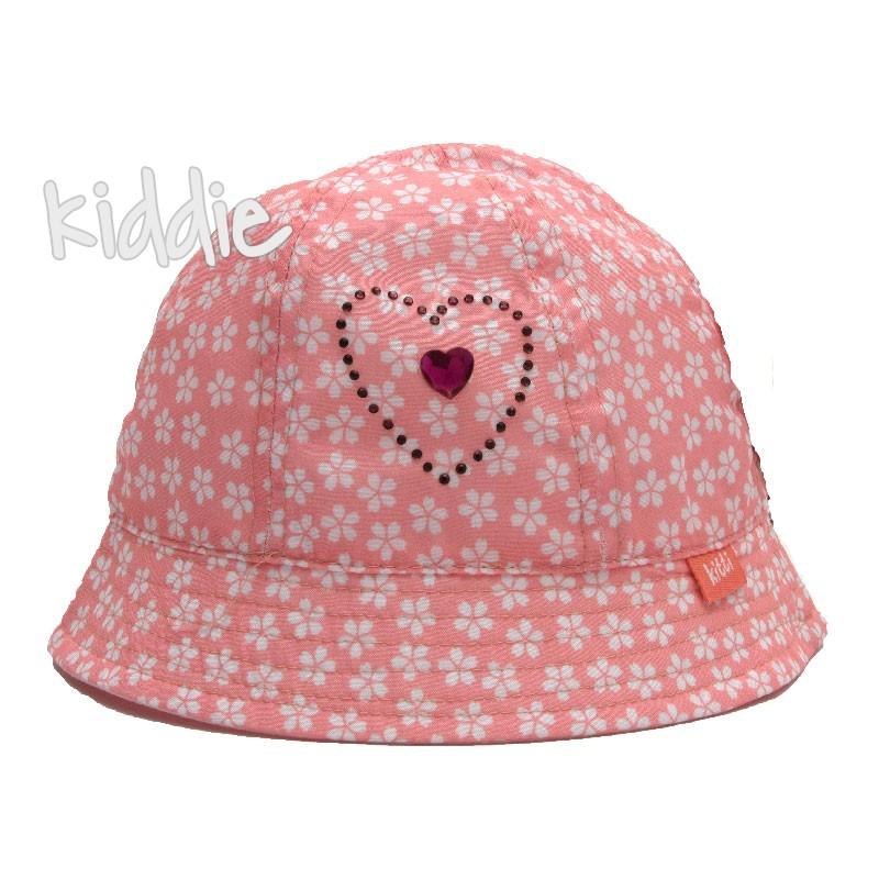 Детска шапка Kitti за момиче с периферия