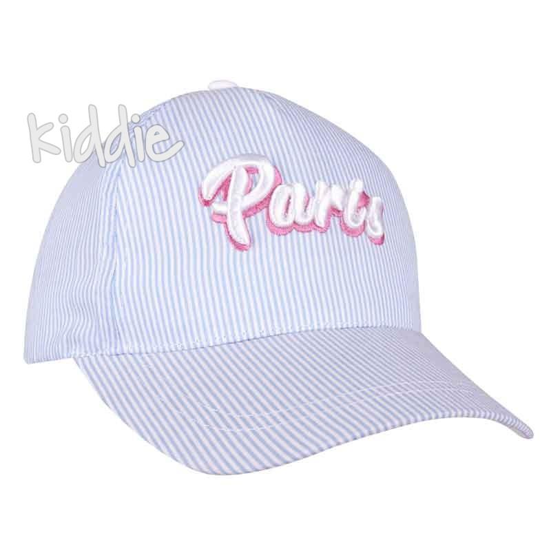 Детска шапка Paris, EAC за момиче