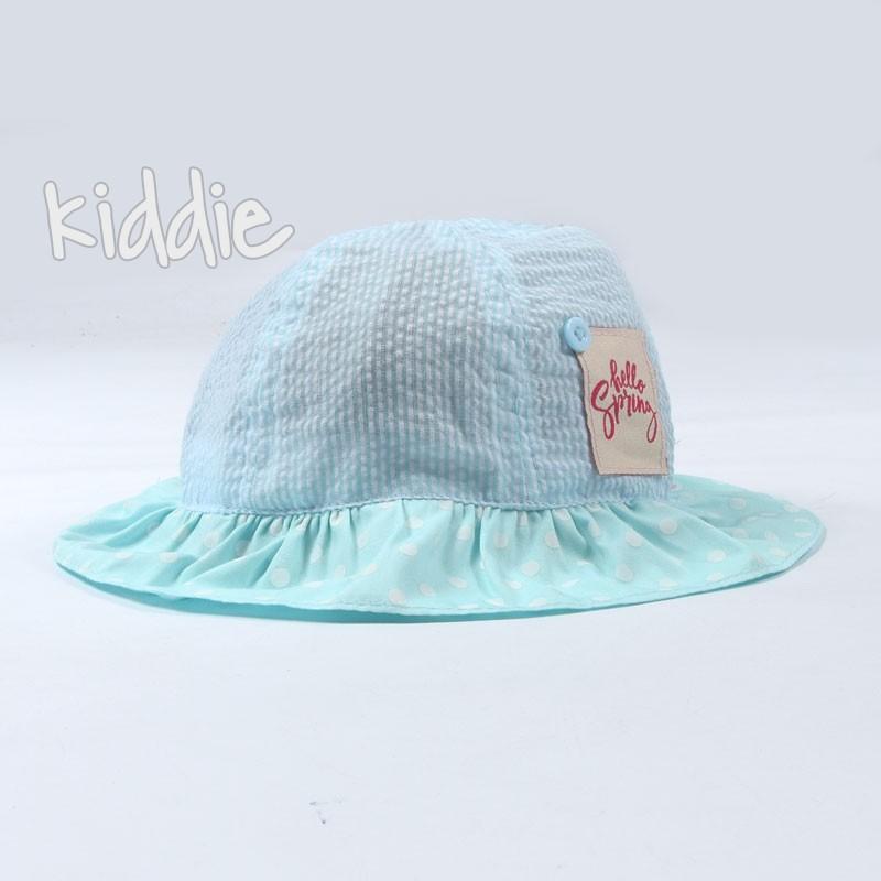 Детска шапка Kitti Hello Spring за момиче