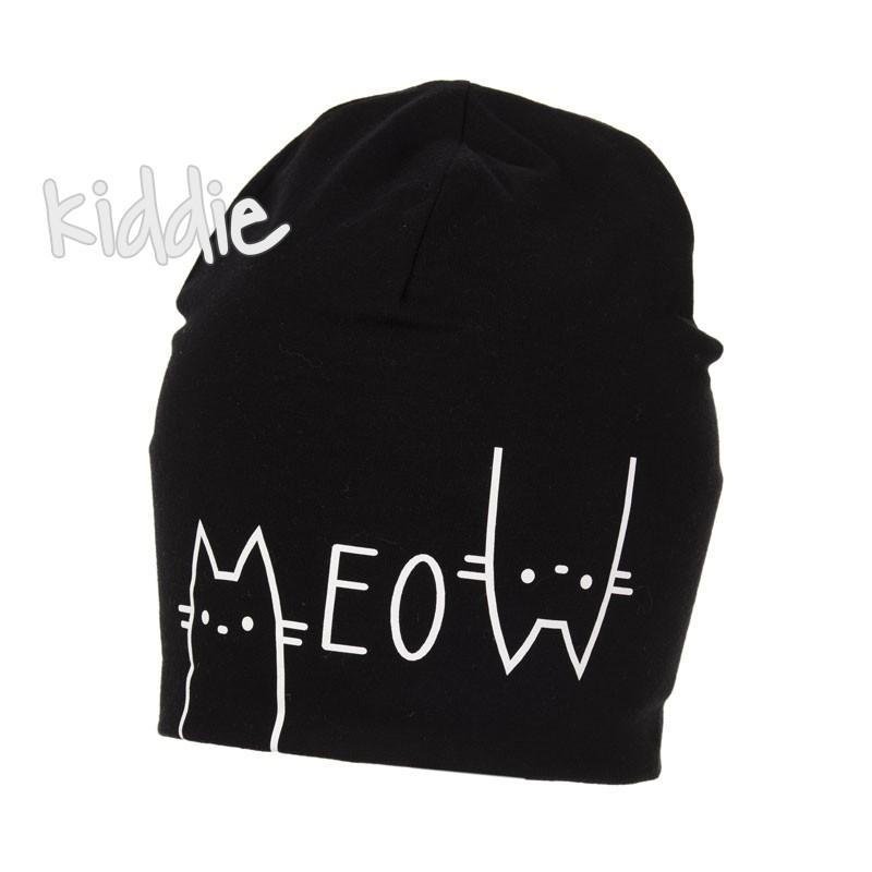 Детска шапка Meow Marika за момиче