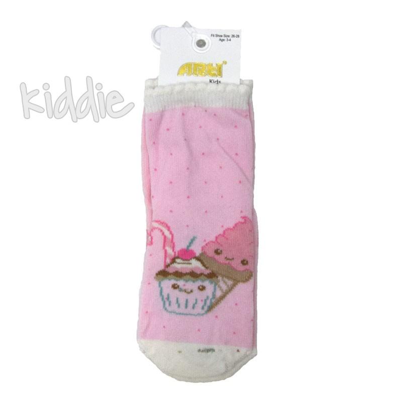 Детски чорапи Arti за момиче