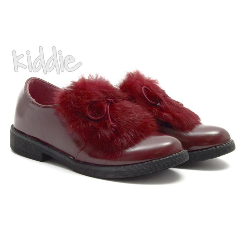 Детски обувки с пух