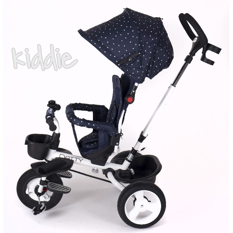 Триколка Kikka boo Dotty Dark Blue