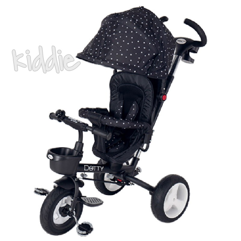 Триколка Kikka boo Dotty Black