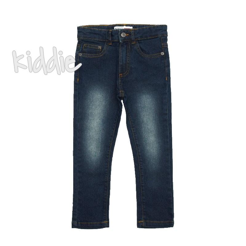 Детски дънков панталон Minoti за момче