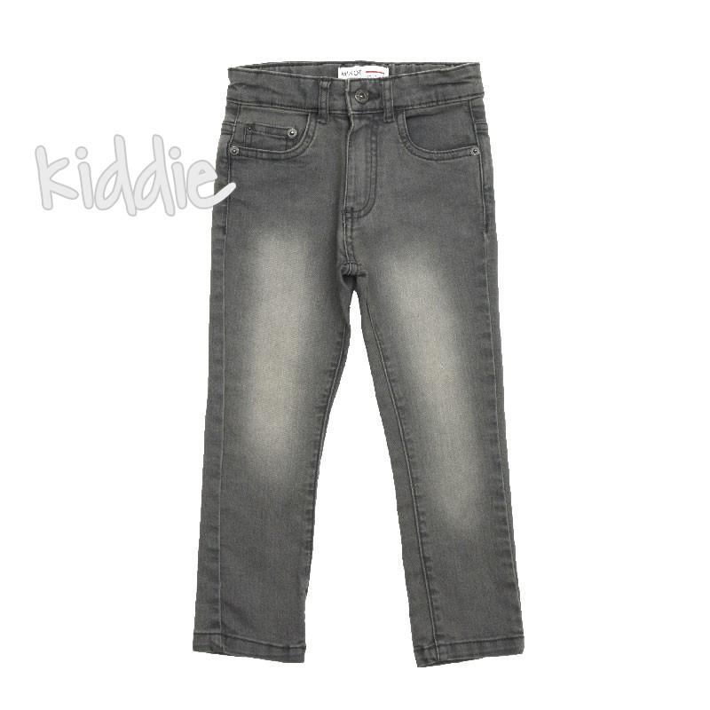 Детски дънков панталон Minoti слим за момче
