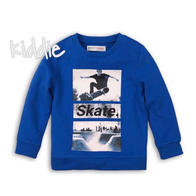 Детска блуза Minoti Skate за момче
