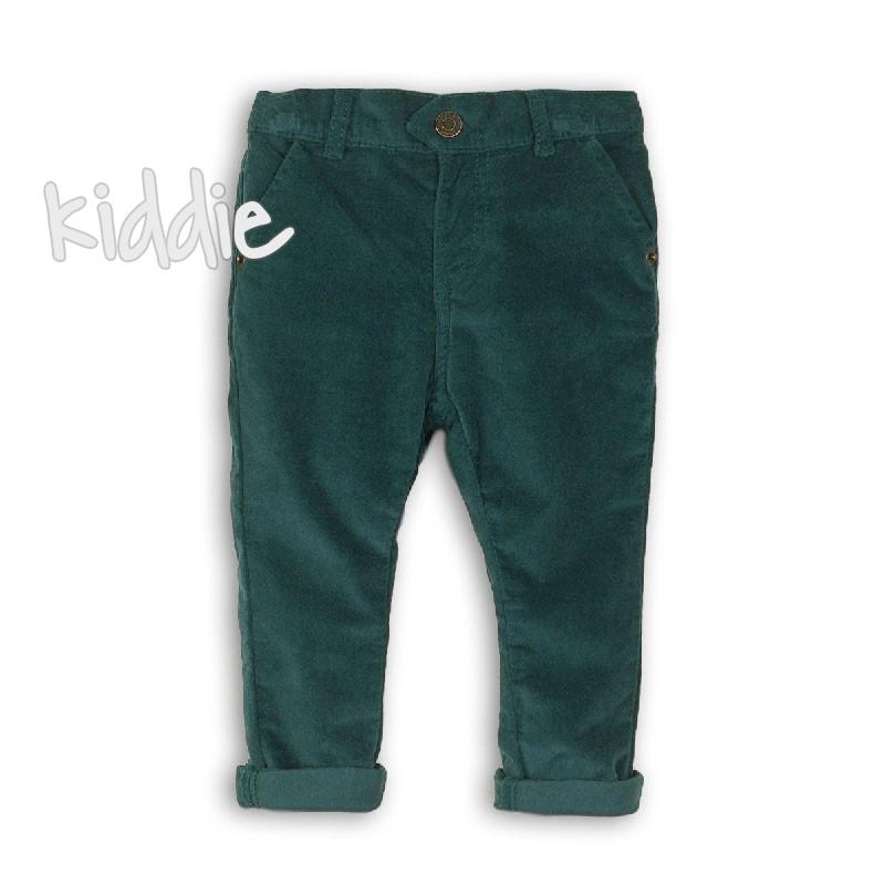 Детски кадифен панталон Minoti за момче