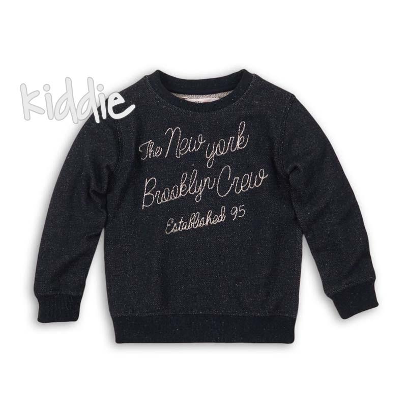 Детска блуза Minoti за момче Brooklyn Crew