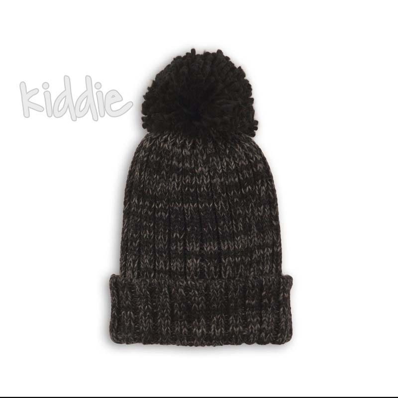 Детска плетена шапка Minoti за момче