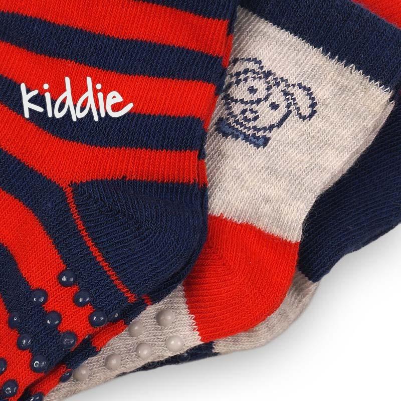 Бебешки комплект Minoti от 3 чифта чорапи