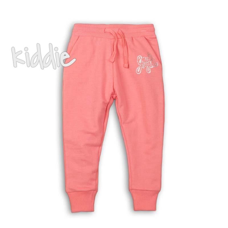 Детски спортен панталон Minoti за момиче