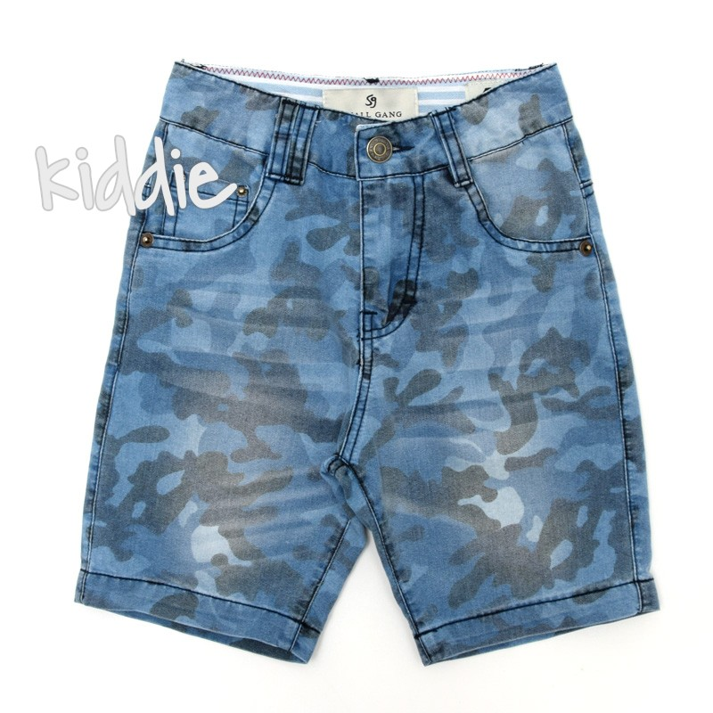 Детски къси панталони, Small Gang